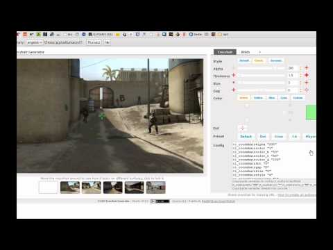 Best CSGO Crosshair Generator Map! from YouTube · Duration:  4 minutes 37 seconds