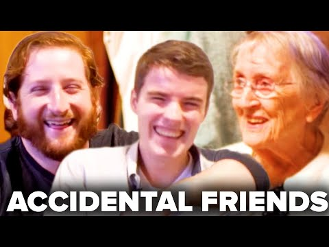 I Made Friends With A 102-Year-Old Woman By Accident