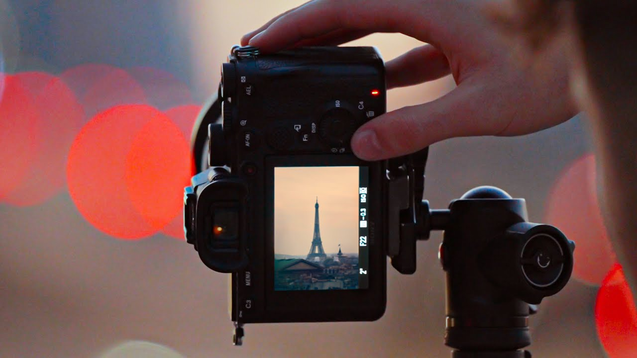 Paris Rooftop Photography!