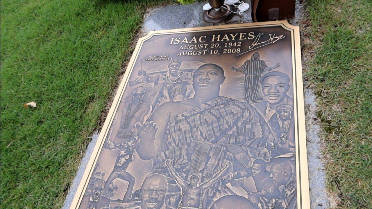 1330 Isaac Hayes Grave & CRYSTAL CAVE GROTTO - MEMPHIS TN - Jordan The Lion Travel Vlog (7/10/20