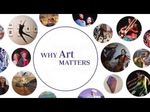 Why Art Matters: Moderated Conversation