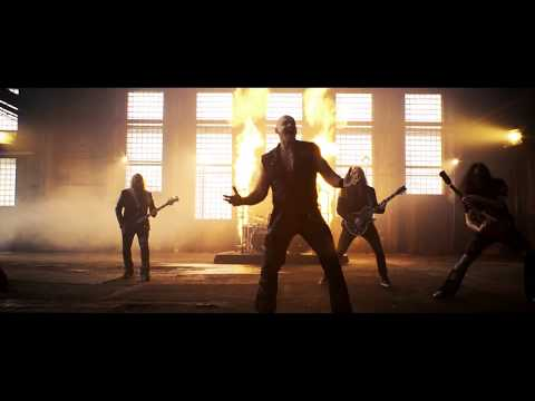 "Primal Fear - ""King Of Madness"" (Official Music Video)"