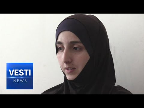 Islamic Paradise! Dagestani Woman Flees Russia for Life in ISIS-Controlled Syria; Makes Big Mistake!