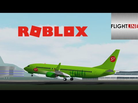 ROBLOX|| Landing Competition At Flightline!!