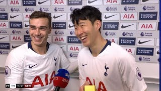 """Of course I am tired but the games are too important!"" - Heung-min Son reacts to win over Newcastle"