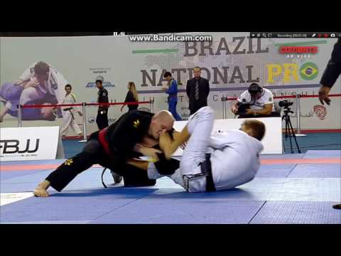 Nicholas Meregali vs Xande Ribeiro