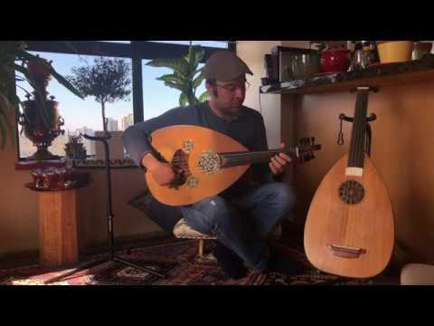 An introduction to Oud by Ali Sadjjadi!