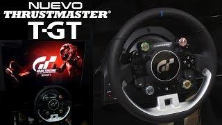 Thrustmaster T-GT - Test Gran Turismo Sport Race