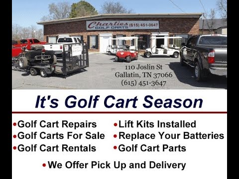 Used Golf Carts For Sale In TN