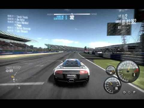 Need For Speed Shift Gameplay PC