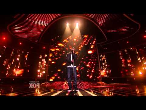 X Factor USA Marcus Canty - You Lost Me - Elimination show .mov