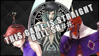 SHIN MEGAMI TENSEI IS BULL SH## HARD AS HELL -SMT BS-