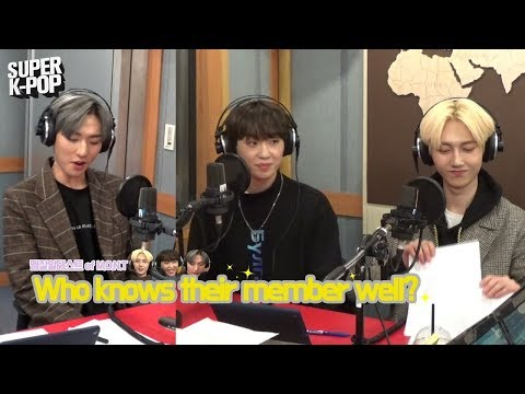 Super K-Pop 몬트 MONT&39;s Episode on Arirang Radio : Who knows their member well?