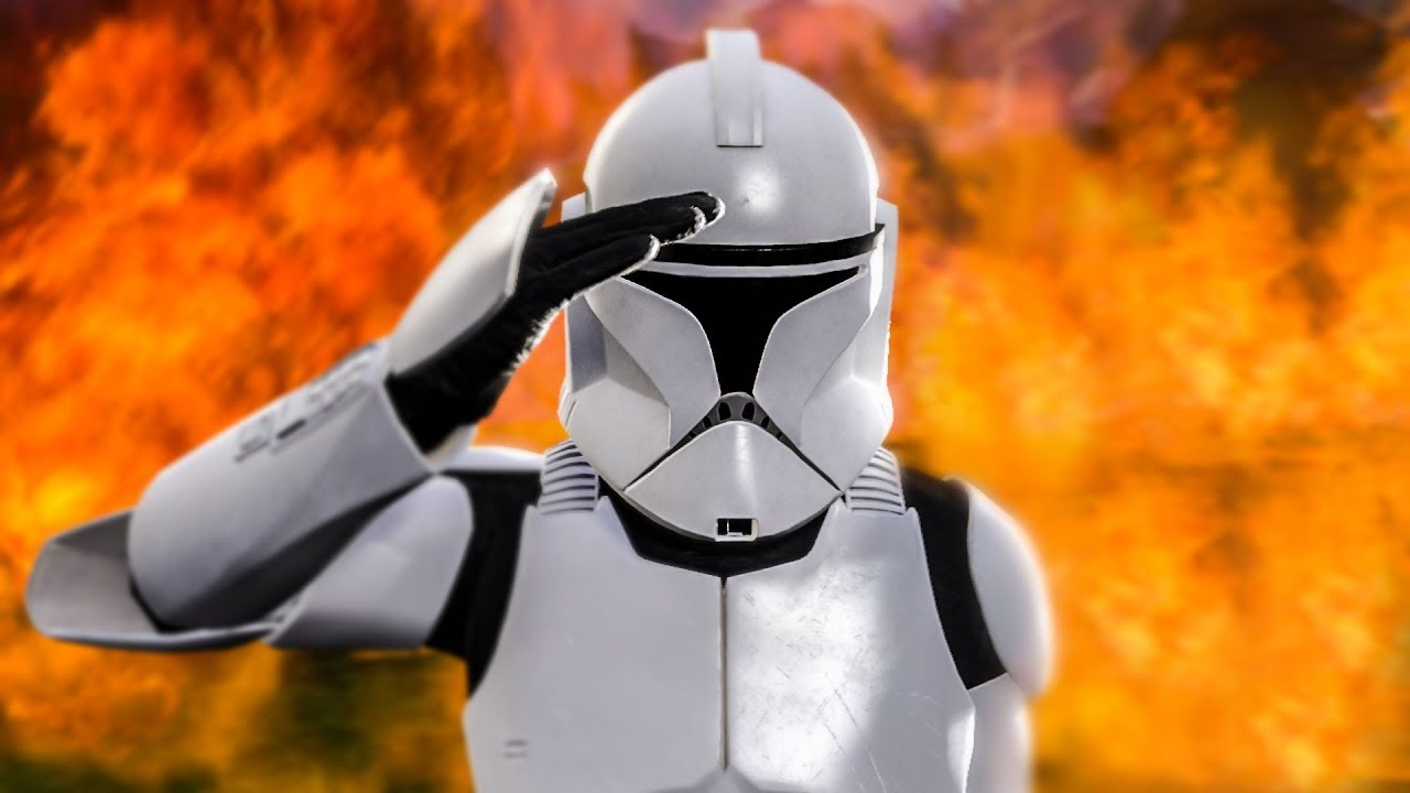 Almost Following Orders    (Star Wars RP) - Thủ thuật máy