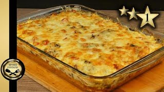 Pizza in the pan or Souffle - GOLDEN RECIPES