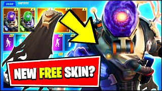 *NEW* Fortnite v12.61 POSSIBLY FREE skin REVEALED - CYCLO MIDAS (Fortnite Event Update)