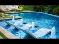 25+ Fabulous Pool Fountains | Part 5