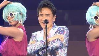 歌手の郷ひろみが、全国で計49公演を行うコンサートツアー「Hirom...