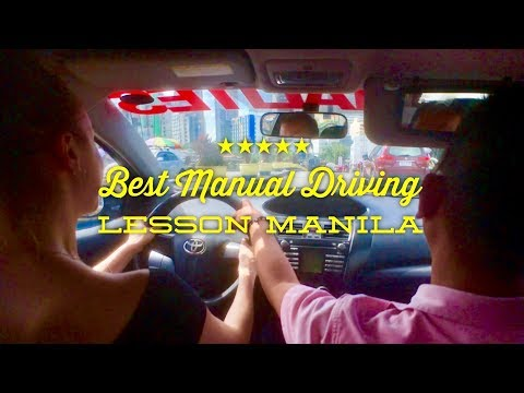 Best Manual Driving Lesson in Manila Philippines: Socialites Driving School
