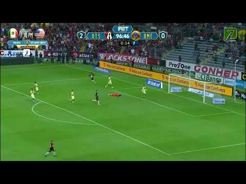 Gol de Brayan Trejo | Atlas 3 - 0 América | Liga MX - Apertura 2019  - Jornada 8 | AtlasFC