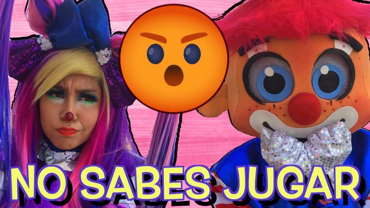 NO SABES JUGAR // CARICATURAS EL CLUB