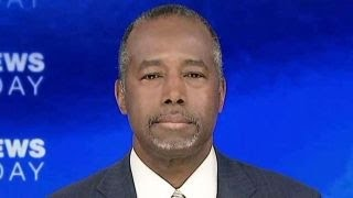 Dr. Ben Carson on Trump's outreach to African-Americans