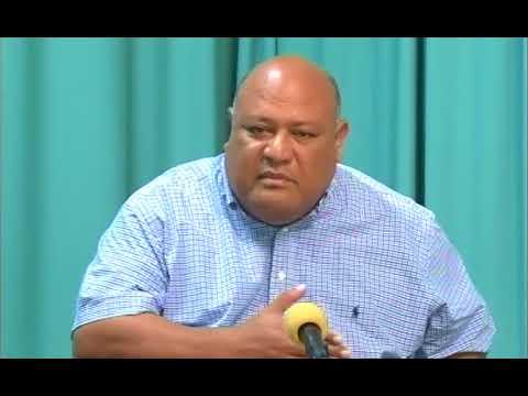 Polokalama makehe fekau'aki moe tu'unga oku 'iai e Timi Mate Ma'a Tonga 071117