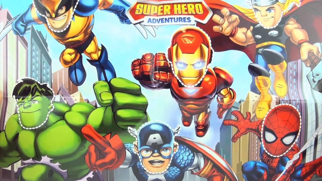 d5117d5f7c9 Marvel Avengers Playdoh box - Captain America