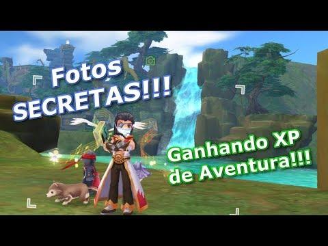 Ragnarok M Eternal Love: Fotos Secretas!!! Guia de fotos especiais!!! Ganhando nível do livro de aventura!!! - Omega Play