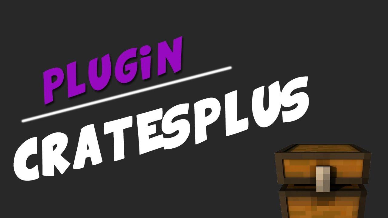 Jak nastavit CratesPlus !!!