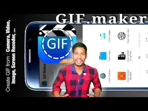 GIF Maker - GIF Any Photos Create GIF File Easily/Aaura Technical