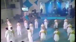 Ministerio de Danza Kaddesh - Spirit Break Out - Kim Walker
