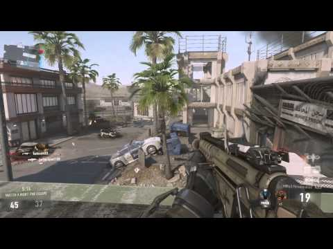 Call of Duty Advanced Warfare l Vittey l Premières parties
