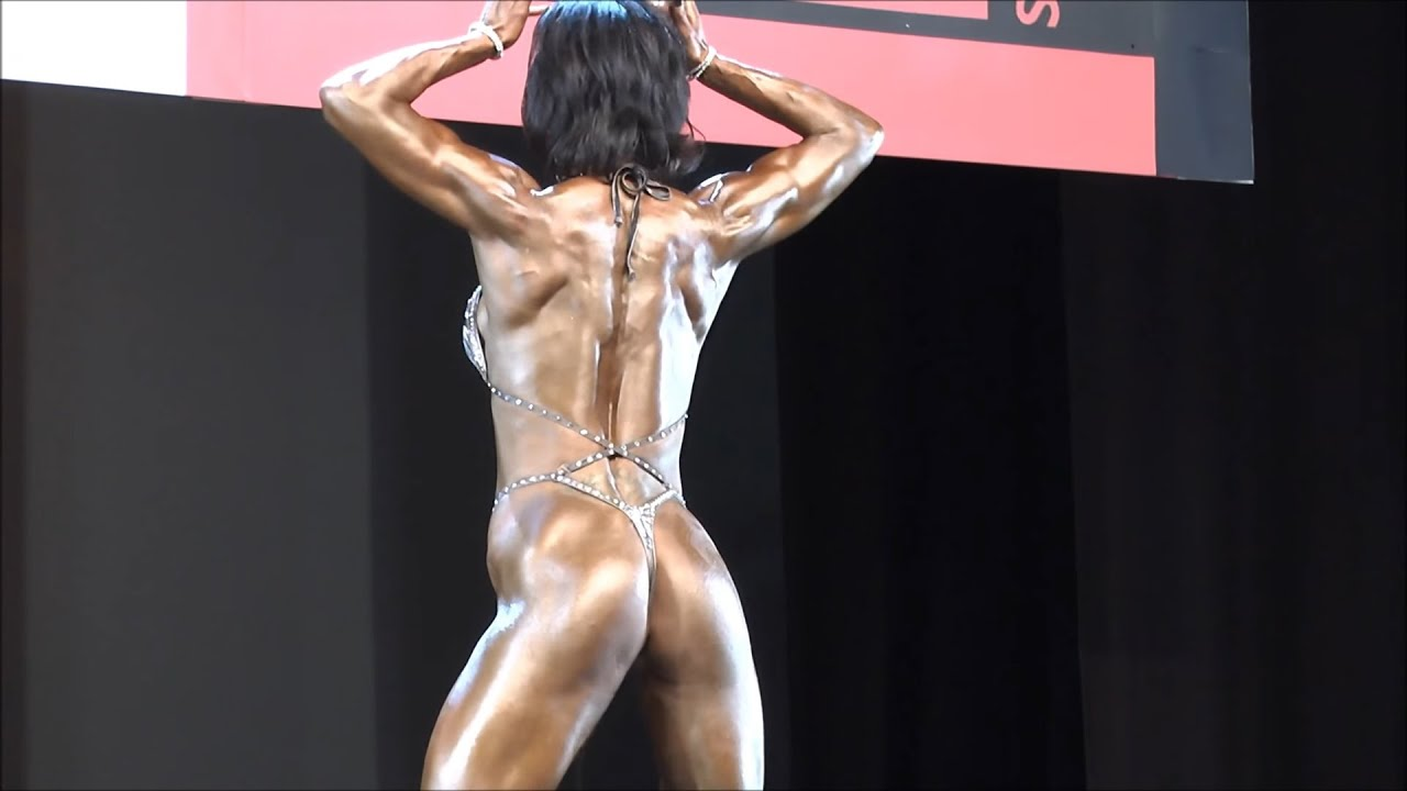Kay Goodwin (UK), NABBA Worlds 2013