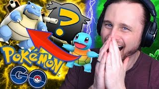 POKEMON GO - IV CALCULATOR!! | +Blastoise Evolution!! | +6 x 10km Eggs!! [12]