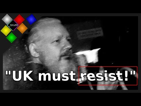 Why the arrest of Julian Assange should worry you