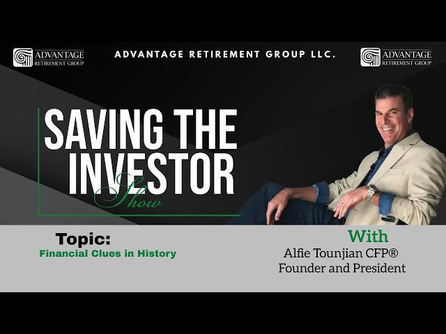 Saving the Investor | Financial Clues In History | 011
