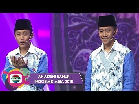 Cukuplah Bagi Anak Adam Beberapa Suap Makanan - IL & AL, Indonesia | Aksi Asia 2018