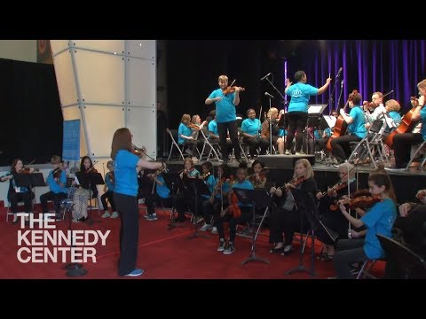 SHIFT: Metropolitan Youth Orchestra (MYO) - Millennium Stage (April 13, 2018)