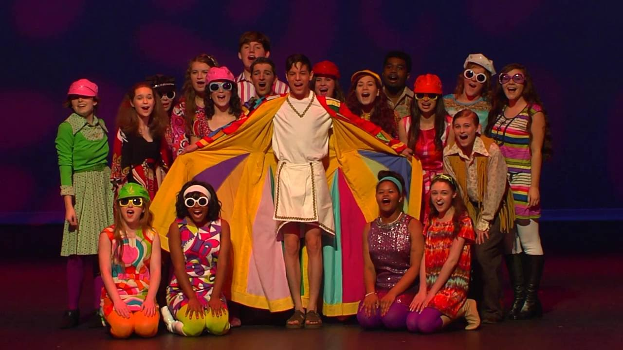 License Andrew Lloyd Webber and Tim Rice's Joseph and the Amazing