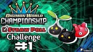 "Digimon World Championship: Poll Challenge! Capitulo 1 "" ¡Roberto! """