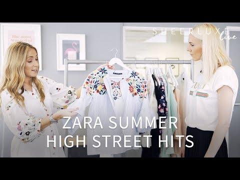 Zara Summer High Street Haul