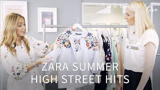 Zara Summer High Street Haul