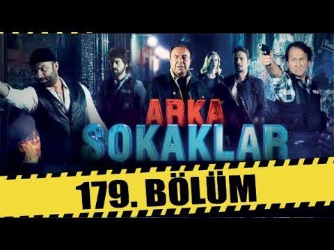 ARKA SOKAKLAR 179. BÖLÜM | FULL HD