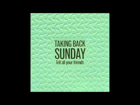 Cute Without the 'E' (Cut from the Team)- Taking Back Sunday +Lyrics