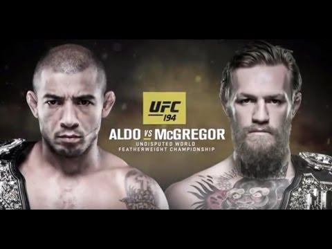 UFC 194: Aldo Vs McGregor - Extended Preview