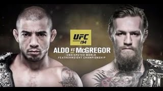 UFC 194: Aldo vs McGregor - Extended Preview