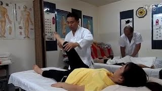 Traditional Chinese full body stretching (asmr)New Massage 2017New Massage 2017New Massage 2017