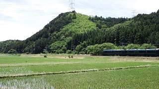 87系トワイライトエクスプレス瑞風!山陰下りクルーズ一番列車!!