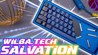 Wilba.Tech SALVATION Keyboard Review: Leaf Springs??